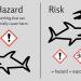 Perbedaan hazard & risk